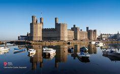 Caernarfon Castle, Gwynedd