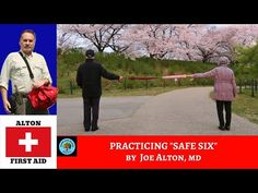 Dr. Joe Alton gives his thoughts on social distancing and how we got to six feet as a rule, masks, and whether we are too strict or too lax in certain situations Emergency Preparedness, Survival, Dr Bones, First Aid, Health Care, Medicine, Thoughts, Masks, Amy