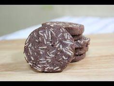 노오븐 후라이팬 쿠키 / 아망디오쇼콜라 / almond chocolate cookies / 베이킹 / baking : 하레