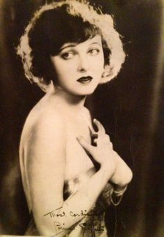 Corinne Griffith - Silent Movie Actress