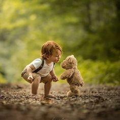 A boys first friend