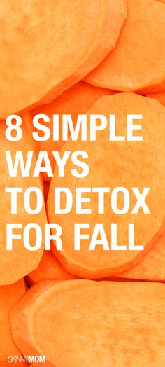 Detox your body with these tips.