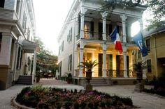 Degas House Historic Home, Courtyard, & Inn - New Orleans, Louisiana. New Orleans Bed and Breakfast Inns