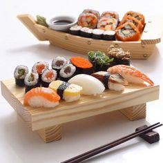Sushi selber machen: Infos, Tipps & Rezepte - [ESSEN UND TRINKEN]