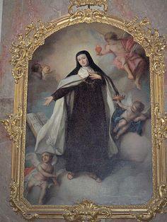 Santa Teresa Margarida do Sagrado Coração de Jesus Redi, Virgem Carmelita Descalça.