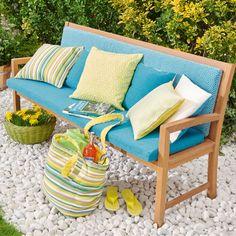 Breeze de Saum und Viebahn | Resistent a l'aigua de mar i clorada, i a les floridures. #outdoor #ontario #fabrics