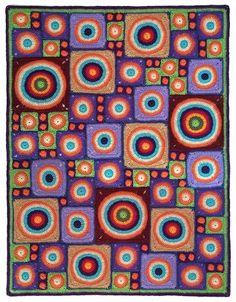 crochet afghan pattern