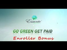 Best MLM Compensation Plan of 2014 - Essante Organics  Essante Organics headed by Michael Wenniger has by far the best MLM compensation plan  of 2014 and for that matter ever.  Many people said it could not be done.  However, Essante is proving them all wrong.  Michael CEO of the first of its kind toxic free company is a leading compensation plan consultant for years.