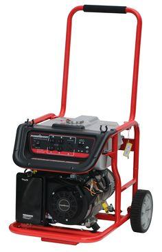 Generac 5735 GP17500E 17,5000 Watt 992cc OHVI Gas Powered ...
