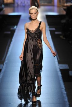 Jean Paul Gaultier Spring 2009 Ready-to-Wear Fashion Show Collection