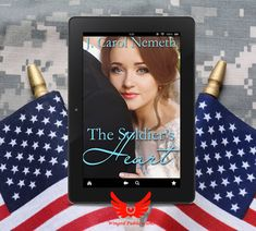 The Soldier's Heart (Wounded Soldier Book Great Books To Read, My Books, Stories Of Forgiveness, Joining The Military, Army Veteran, Pep Talks, Type Setting, Handsome Man, Book 1