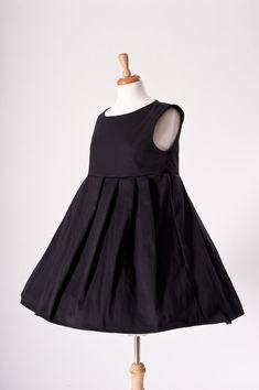 4c7d6b7aa369a Items similar to Black Babydoll Dress Gothic Goth Lolita Loli Dress Pleated  Sleeveless Empire Waist Jumper Sundress Custom Size Plus Size Made to  Measure on ...