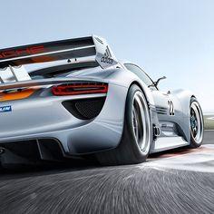 Porsche 918 Racer