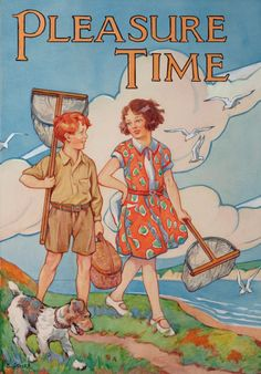Vintage Books, Retro Vintage, Book Illustration, Illustrations, Group Of Five, Summer Books, Mini Books, Vintage Children, Book Covers