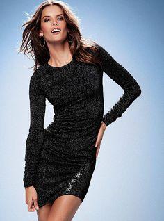 Metallic Dress - Victoria's Secret