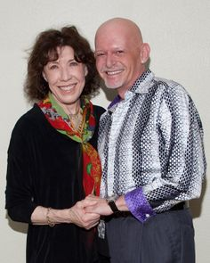 Lily Tomlin, March 1, 2012, at the Van Wezel Performing Arts Hall, Sarasota, Florida