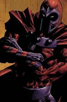 Magneto By Mike Deodato  Auction your comics on http://www.comicbazaar.co.uk