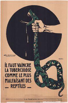 Il faut vaincre la tuberculose comme le plus malfaisants des reptiles