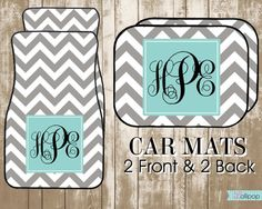 Personalized Car Mats-Design Your Own Custom Car Mats