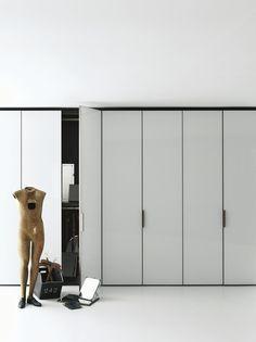 Wardrobe, walk-in wardrobe and boiserie ANTIBES - Boffi
