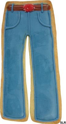 Jeans Cookie Cutter