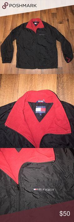XL Vintage Tommy Hilfiger Fleece Lined Jacket Excellent condition Tommy Hilfiger Jackets & Coats