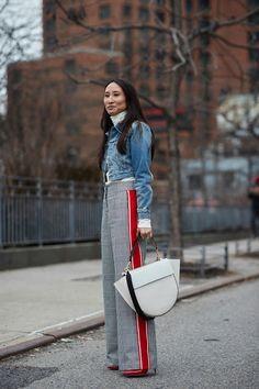 street style new york fashion week 2018   pt // beautetrendy