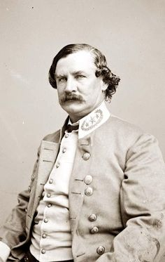 General Benjamin F. Cheatham CSA He served in the Army of Tennessee, inflicting many casualties on Sherman at Kennesaw Mountain, but taking the blame for General Schofield's escape at Spring Hill, a major factor in the Confederate defeat at Franklin.