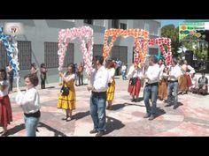 Dança e marcha popular no Arraial Popular do Agrup. Escolas Michel Giaco...
