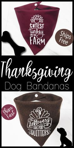 Getting ready for the holidays? Whoa Dog E has the perfect dog bandanas for all the get togethers w Pug Accessories, Puppy Bandana, Craft Shed, Dog Items, Pet Treats, Pet Puppy, Diy Stuffed Animals, Dog Mom, Fur Babies