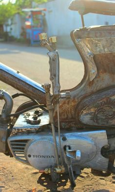 Love the gas axe suicide shifter!