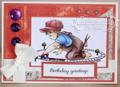 Good morning and welcome to our challenge reminder that theme again for you is Anything Goes with a New Topper This can be anythi. Boy Cards, Cute Cards, Hobby House, House Of Cards, New Hobbies, Birthday Greetings, Handmade Christmas, Christmas Cards, Projects To Try