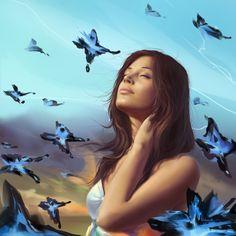 batterflydream by TsimmerS