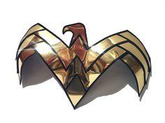 Wonderwoman Adler als getragen von Justice league Lynda von divamp, $350.00