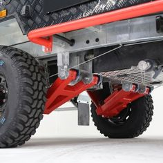 Off Road Tent Trailer, Work Trailer, Trailer Plans, Utility Trailer, Expedition Trailer, Overland Trailer, Off Road Camping, Jeep Camping, Toy Hauler Trailers