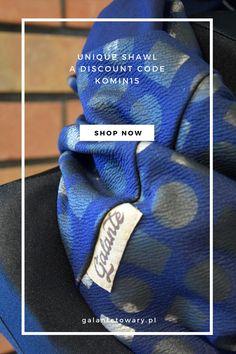 Do you need a nice shawl? We invite you for sale. Discount code: Komin15. The sale lasts until March 8, 2020.   Zapraszamy na wyprzedaż kominów. Kod zniżkowy: Komin15. Wyprzedaż trwa do 8 marca 2020. Shop Now, Coding, Shopping, Programming