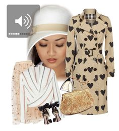 """""""Untitled #2041"""" by ilona-828 ❤ liked on Polyvore featuring Burberry, Valentino and Miu Miu"""