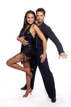 Valerie bègue et Grégory Guichard - Danse avec les stars 2