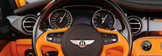 Personalising your Bentley bm hero asset. orange and black interior custom Black Bentley, Bentley Motors, Orange Interior, Expensive Cars, Amazing Cars, Motor Car, About Me Blog, World, Automobile