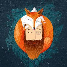Good night. Sleep tight. Art Print