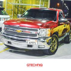 #GMC Sierra Pickup Truck Protected by Gtechniq Stockist Gtech 🌐 PROTECT THE THINGS YOU LOVE .إحمى كل ما تحب 🔴#Gtechniq