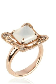 Antonini Roma Ring in Gold
