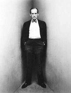 Walter Gropius who instigated the Bauhaus movement