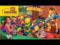 Legoland a super family fun adventure amusement theme Park for kids where kids…