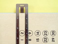 Ruler Clip    If you use this handy clip has a bookmark then you may never get stuck for a ruler again. Each laser engraved clip measures 10cm long and is marked with mm and 1:500 scale.