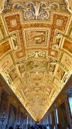 Vatican Museum, ROME ITALY
