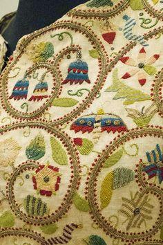Scottish Embroidery Idea