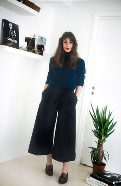 How to Wear Culottes, Palazzo Pants, Gauchos: Glamour.com