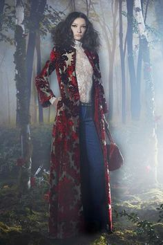 IDDDDDDSee All the Looks from Alice + Olivia Fall 2014 | StyleCaster
