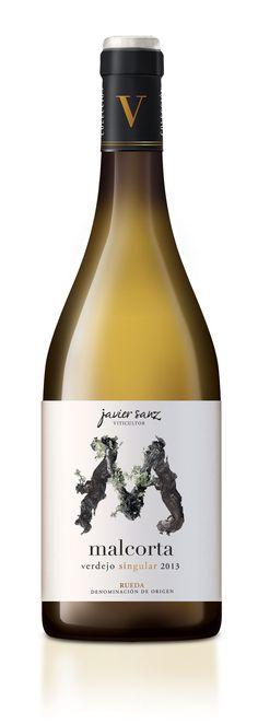 Verdejo MANCORTA  de Javier Sanz Viticultor. #wine #taninotanino #vinosmaximum